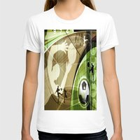 soccer T-shirts featuring Soccer by Robin Curtiss
