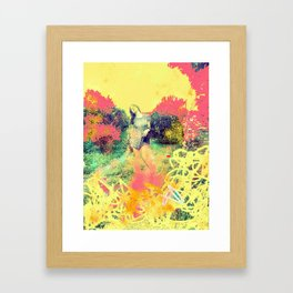 Nomad Framed Art Print