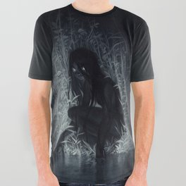 Nocturne All Over Graphic Tee