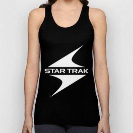 Star Trak Vintage Tour Hip Hop N.e.r.d. Teriyaki Boyz Snoop Dogg Reprint Nerd T-Shirts Unisex Tank Top