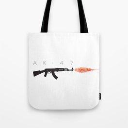 AK-47 Tote Bag