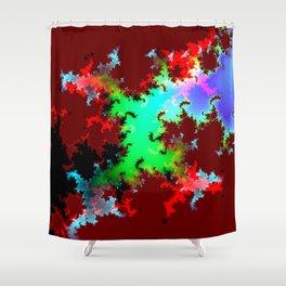 new mountain iii Shower Curtain