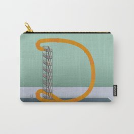 Down we go Carry-All Pouch