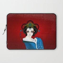 GeishaDoll Laptop Sleeve