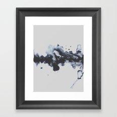 To Say Goodbye Framed Art Print