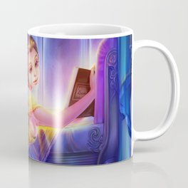 Sleepless Nights-Belle Coffee Mug