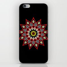 Stars Up to the Sky | Mandhala | Mother Star iPhone & iPod Skin