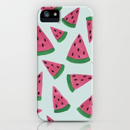 Muted Melons iPhone Case