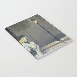 Midnight in Paris Notebook