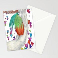 Alien Fruit Stationery Cards