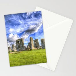 Stonehenge Stationery Cards