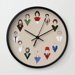 A Robin Williams Tribute Wall Clock