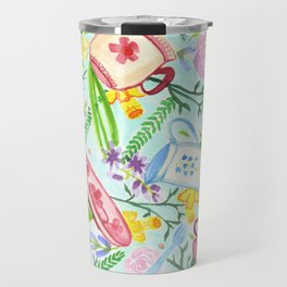Spring High Tea Travel Mug