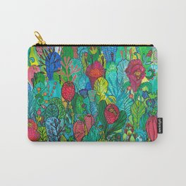 Kingdom of Plants Carry-All Pouch