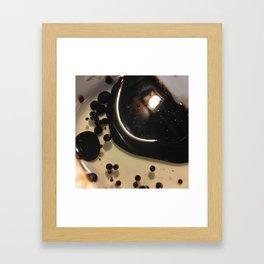 Balsamic Gastronomy Framed Art Print