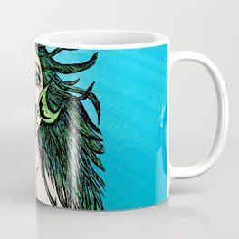 Mindfuck Mermaid Coffee Mug