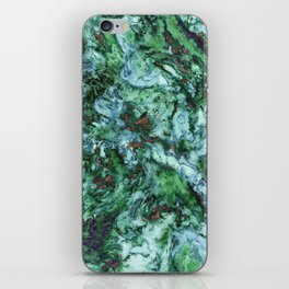 Surface tension iPhone Skin
