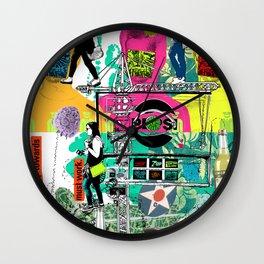 A Step Towards ( Pop ) Wall Clock