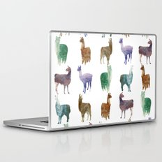 Llamas Pattern Laptop & iPad Skin