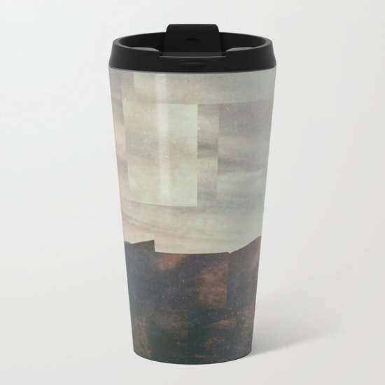 Fractions A40 Metal Travel Mug
