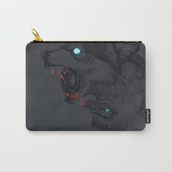 'IIIII' Carry-All Pouch