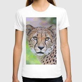 AnimalPaint_Cheetah_20171201_by_JAMColorsSpecial T-shirt