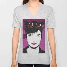 Nagel Style Cat Burglar Unisex V-Neck