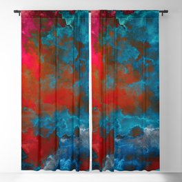 Deep Space Blackout Curtain