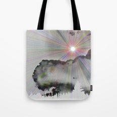 Solar Sky Tote Bag