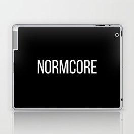 NORMCORE black Laptop & iPad Skin