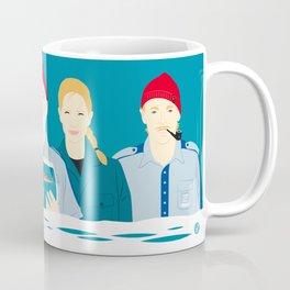 Steve's trophy (Faces & Movies) Coffee Mug