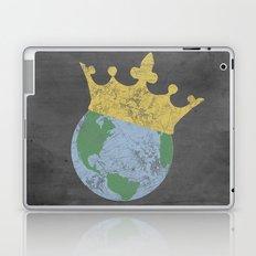 King Of The World Laptop & iPad Skin