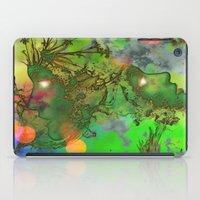 "gemini iPad Cases featuring "" Gemini "" by shiva camille"