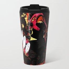 Genshi Ruby Groudon Travel Mug
