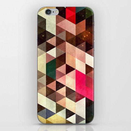 pyrty xyn iPhone & iPod Skin