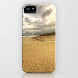 Luskentyre, Isle of Harris iPhone Case