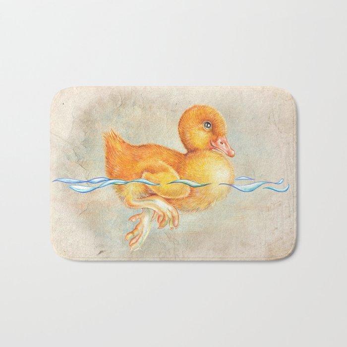 Duckling Bath Mat