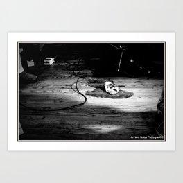 Crushed ,The Thrown Ups ,Seattle ... Art Print