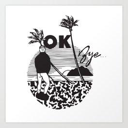 2020 Mood Art Print
