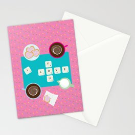 Scrabblove Stationery Cards
