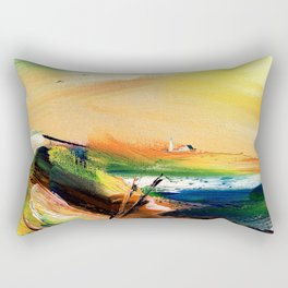 Jetsam Rectangular Pillow