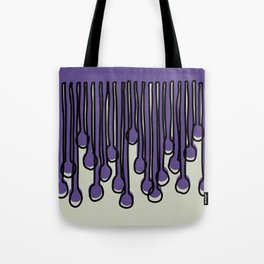 Running to you Ultra Violet Tote Bag