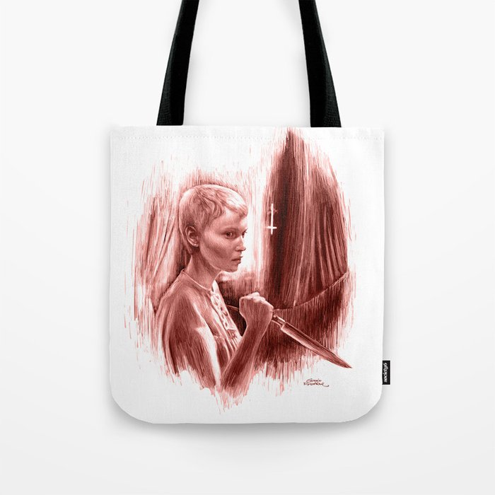 Homage to Rosemary's Baby Tote Bag