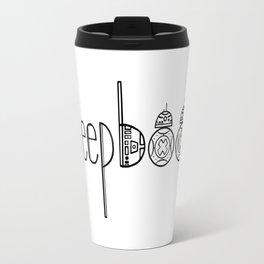 R2 Beep Boop 8 Travel Mug