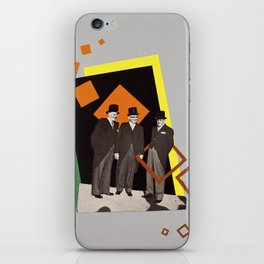 prisioners iPhone Skin