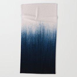 Jean Ombré Beach Towel
