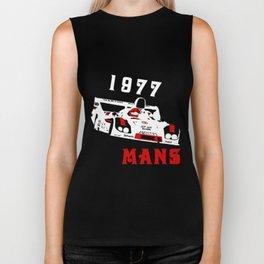 1977 Martini Porsche 917 24 Hours of Le Mans Biker Tank