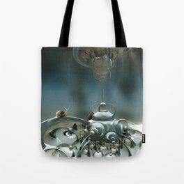 Vernal Aequus Nox Tote Bag