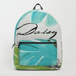 Daisy Morning I Backpack