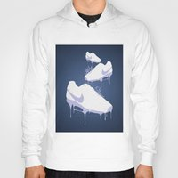 nike Hoodies featuring Nike Drips by Patrick Cazer